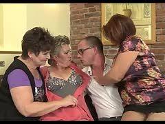 Oma Gruppe Sex-Videos